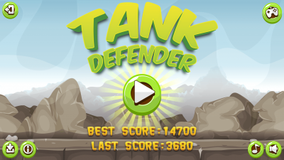 Tank Defender-Online Game